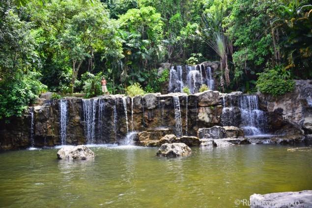Таиланд Водопад Кхао Кхео