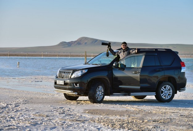 Путешествие на озеро Баскунчак