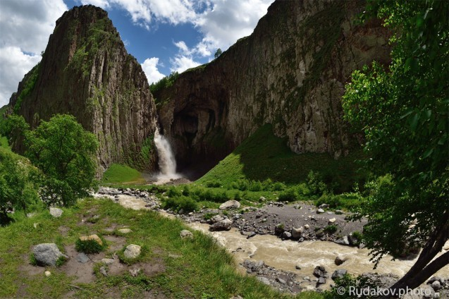 Водопад Эмир-2