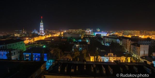 Ночной Тамбов