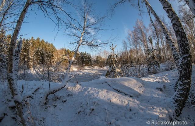 первый снег и первый лед
