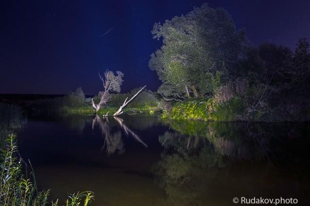 Ночь на Вороне