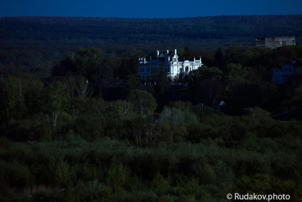 Дом где живут призраки