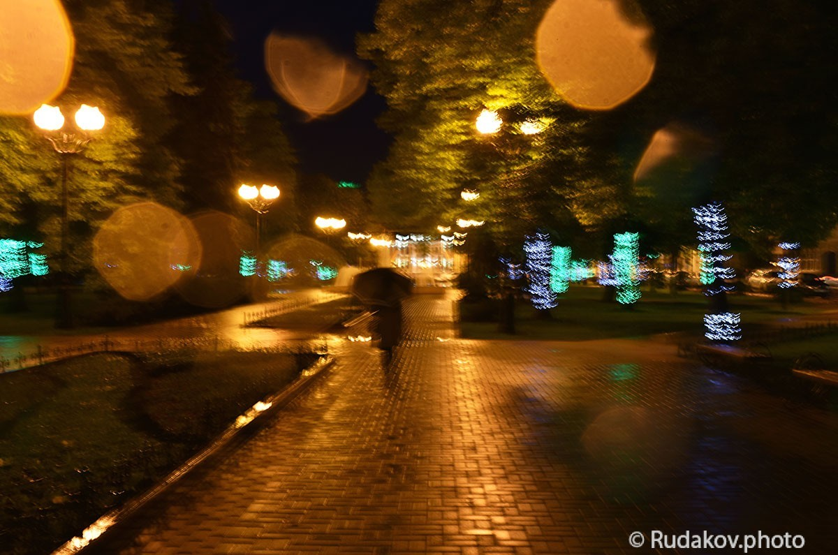 Прогулки под дождем-2