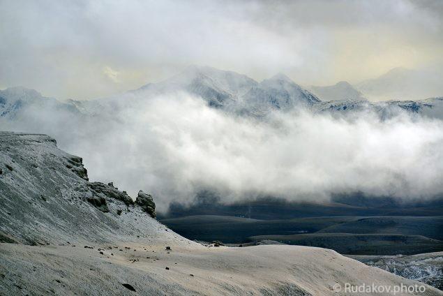 Фантастический мир (плато Бермамыт)