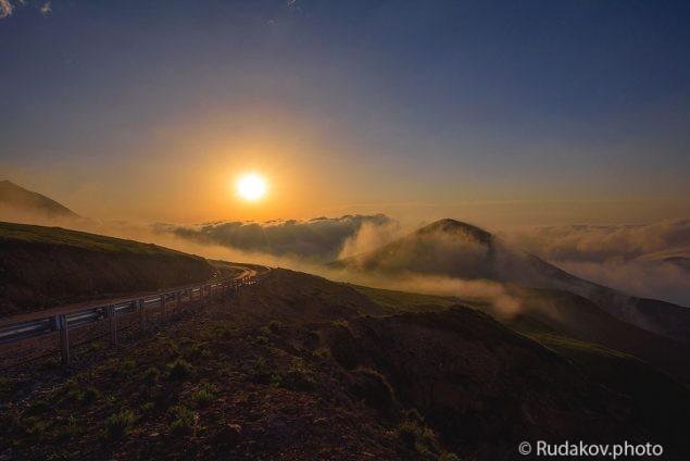 Дорога за облака