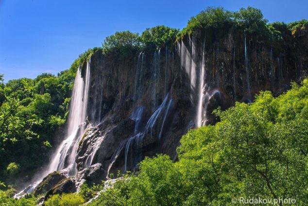 Водопад Гедмишх Царская корона)