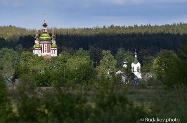 Иоанно-Предтеченский Трегуляев мужской монастырь, с. Трегуляй