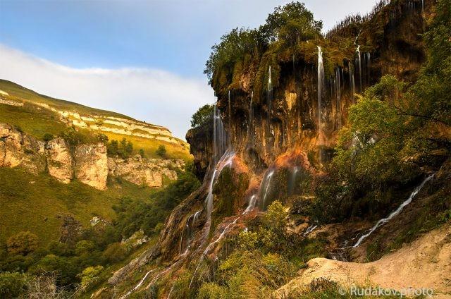 Водопад Гидмишх