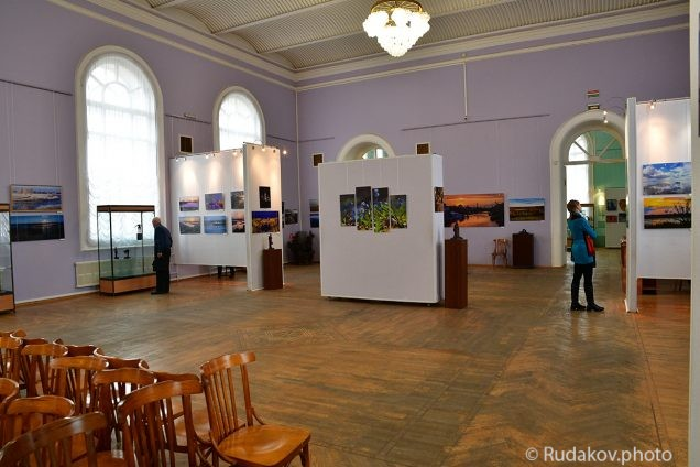 Выставка - Свет и тени