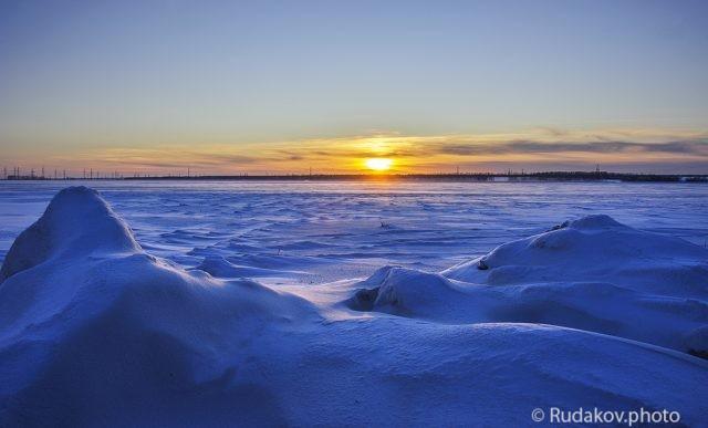 Снега тамбовские