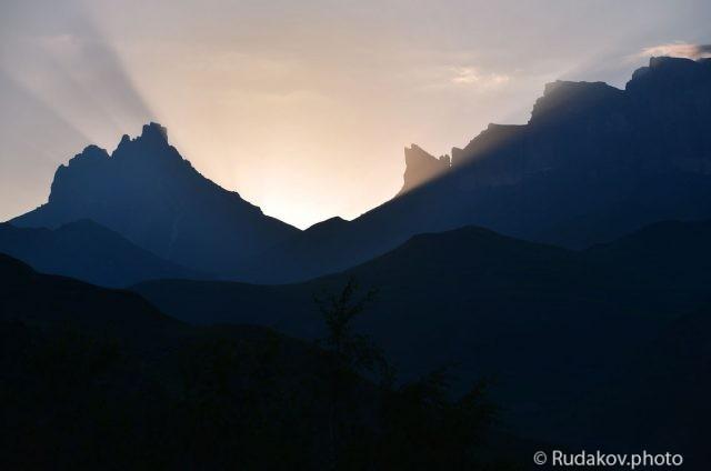 Фантастический мир горы Ноуджица