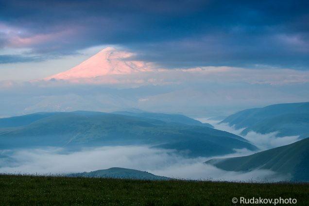 Туманы Приэльбрусья