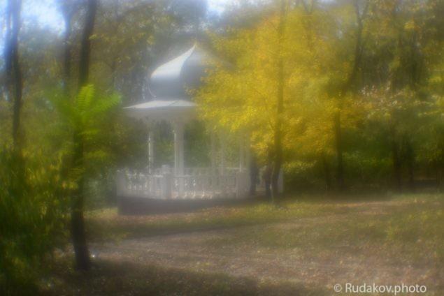 Мелодия осеннего парка