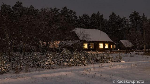 Зимой у Берендея