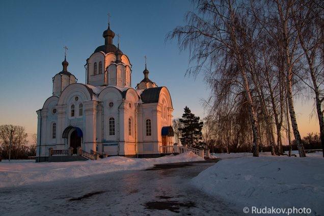 Сухотинский Знаменский монастырь