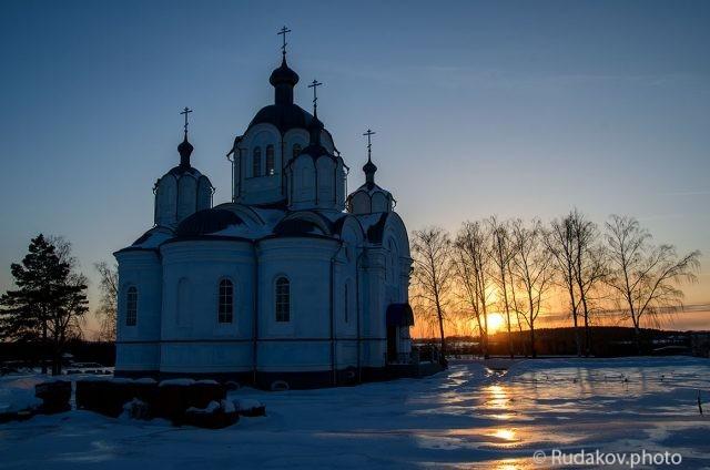 Сухотинская церковь