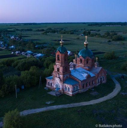 Троицкая церковь с.Ваново
