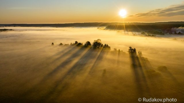 Голдым в тумане