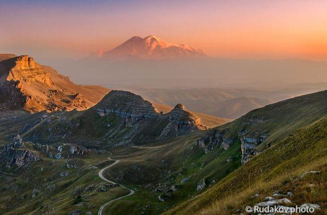 Долгий путь к Эльбрусу