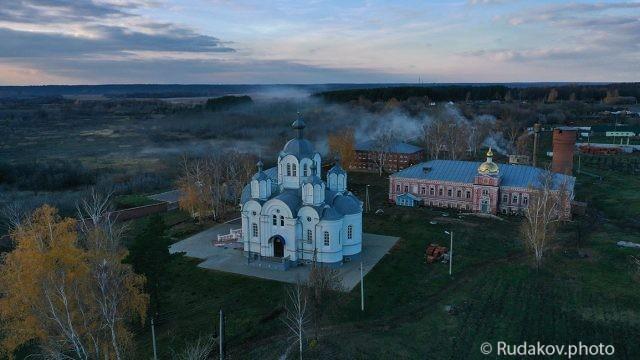 Сухотинский Знаменский женский монастырь