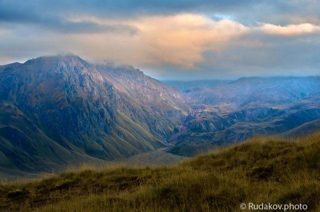 Черная гора Каракая