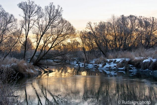 Река Лесной Тамбов